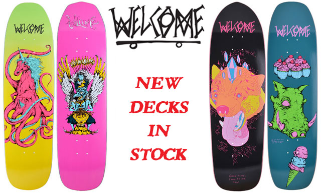 Welcome Decks